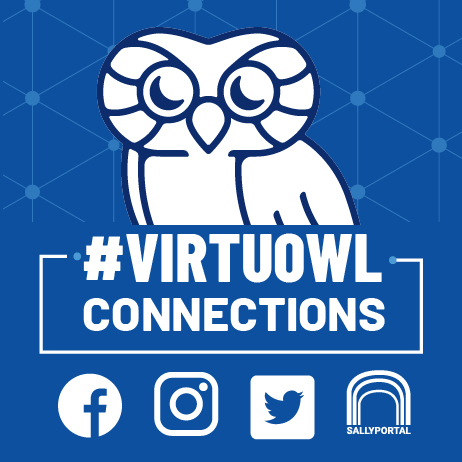VirtuOWL Connections logo