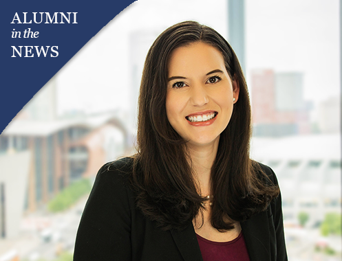 Mary Balthrop '07 Joins Sherrard Roe Voigt & Harbison