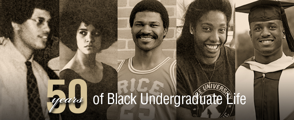 50 Years of Black Undergraduate Life