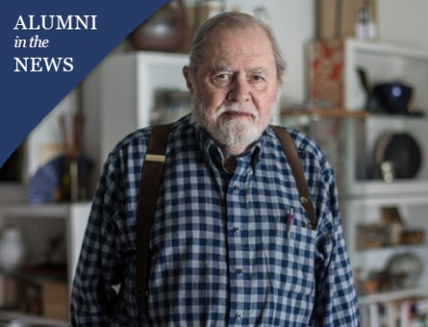 C.J. Peters '62 featured by STAT News for his accomplished career as a virus hunter