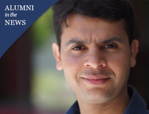 Mohit Aron '98 featured by Futuriom for his successful career in Silicon Valley