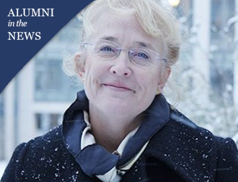 Maureen McKelvey '87 awarded 50 million Swedish kronor for research into innovation and entrepreneurship