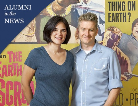 Tim '92 and Karrie '92 League talk about their mission to make moviegoing fun again