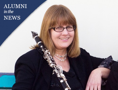 Patricia Shands '01 Discusses her Passion for Chamber Music Before a Concert Performance